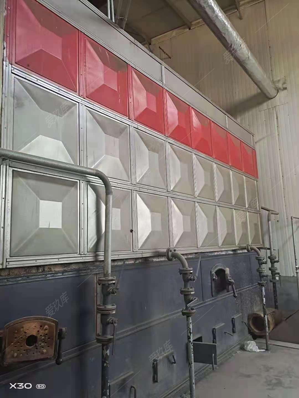 出售10噸燃煤熱水鍋爐