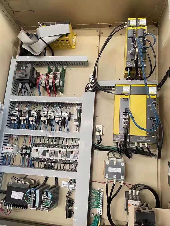 轉讓二手大連華凱MDV75立式加工中心