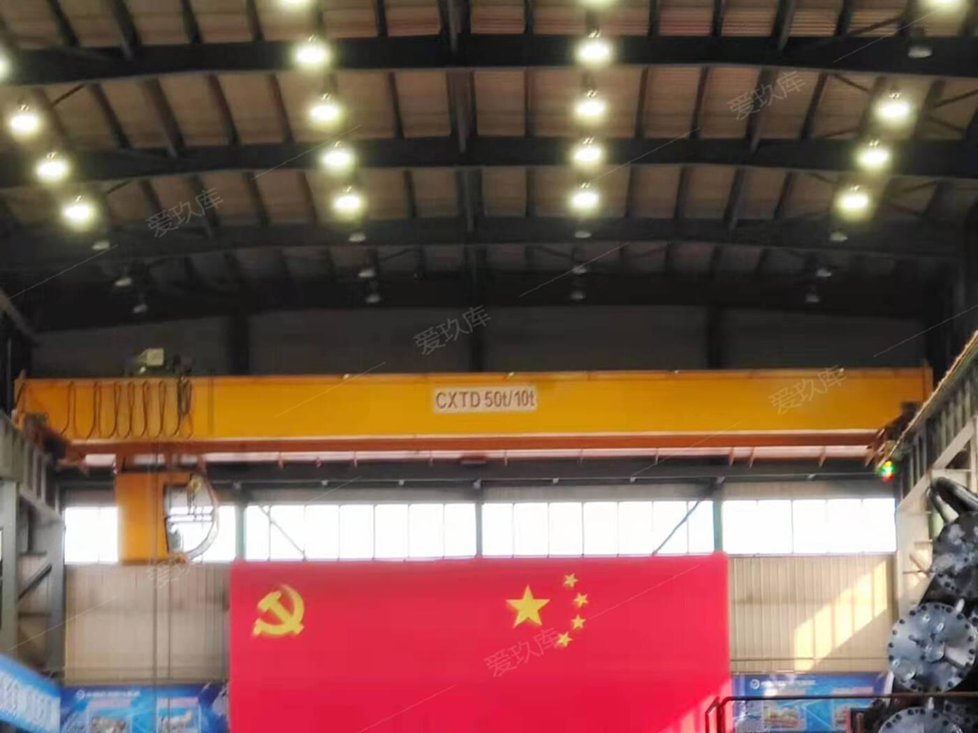 出售50噸、20噸、10噸、5噸科尼天吊,50噸雙聯動