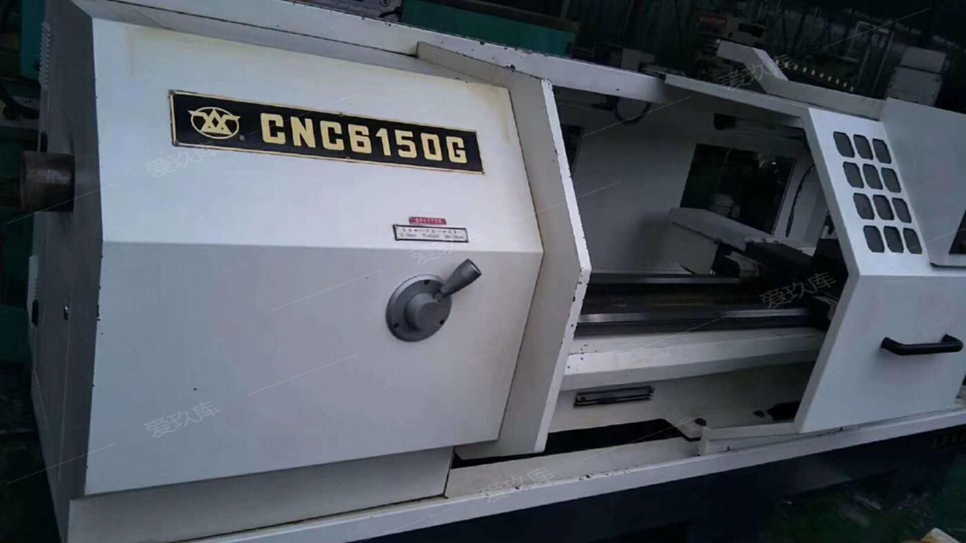 工廠轉型出售二手玉溪CNC6150Gx2米數控臥式車廣數系統