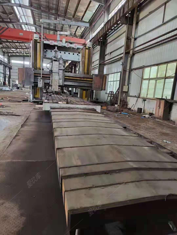 出售武漢實佳2130龍門鏜銑床