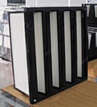 出售GYK系列H13高效紙隔板空氣過濾器結構及運行條件