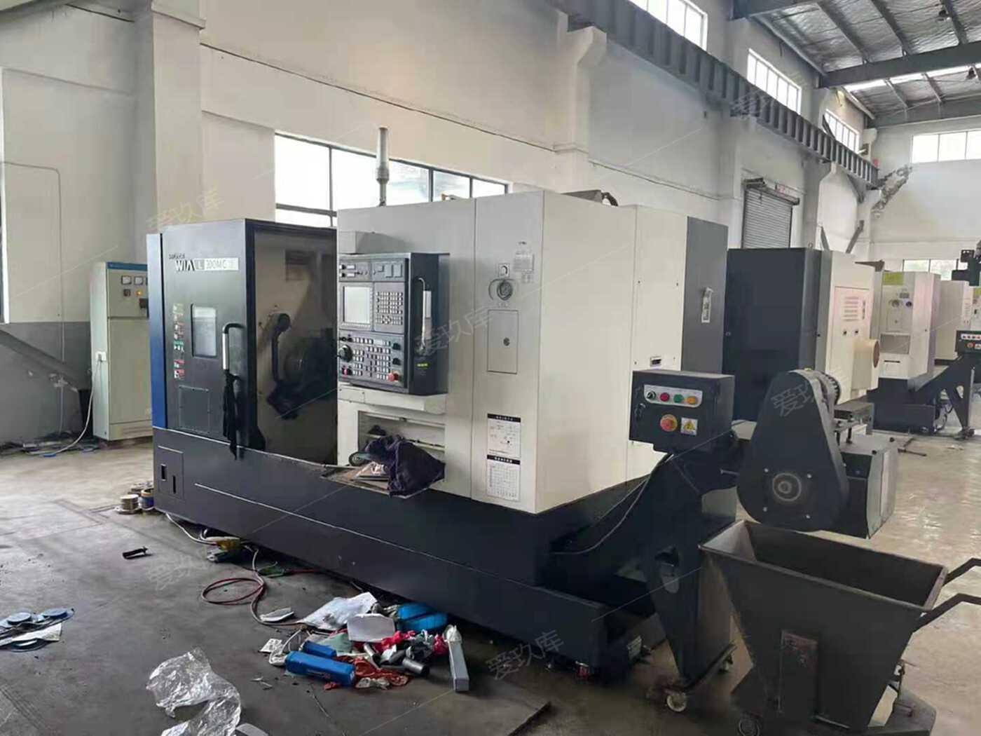 出售韓國威亞L300LA車銑復合機床