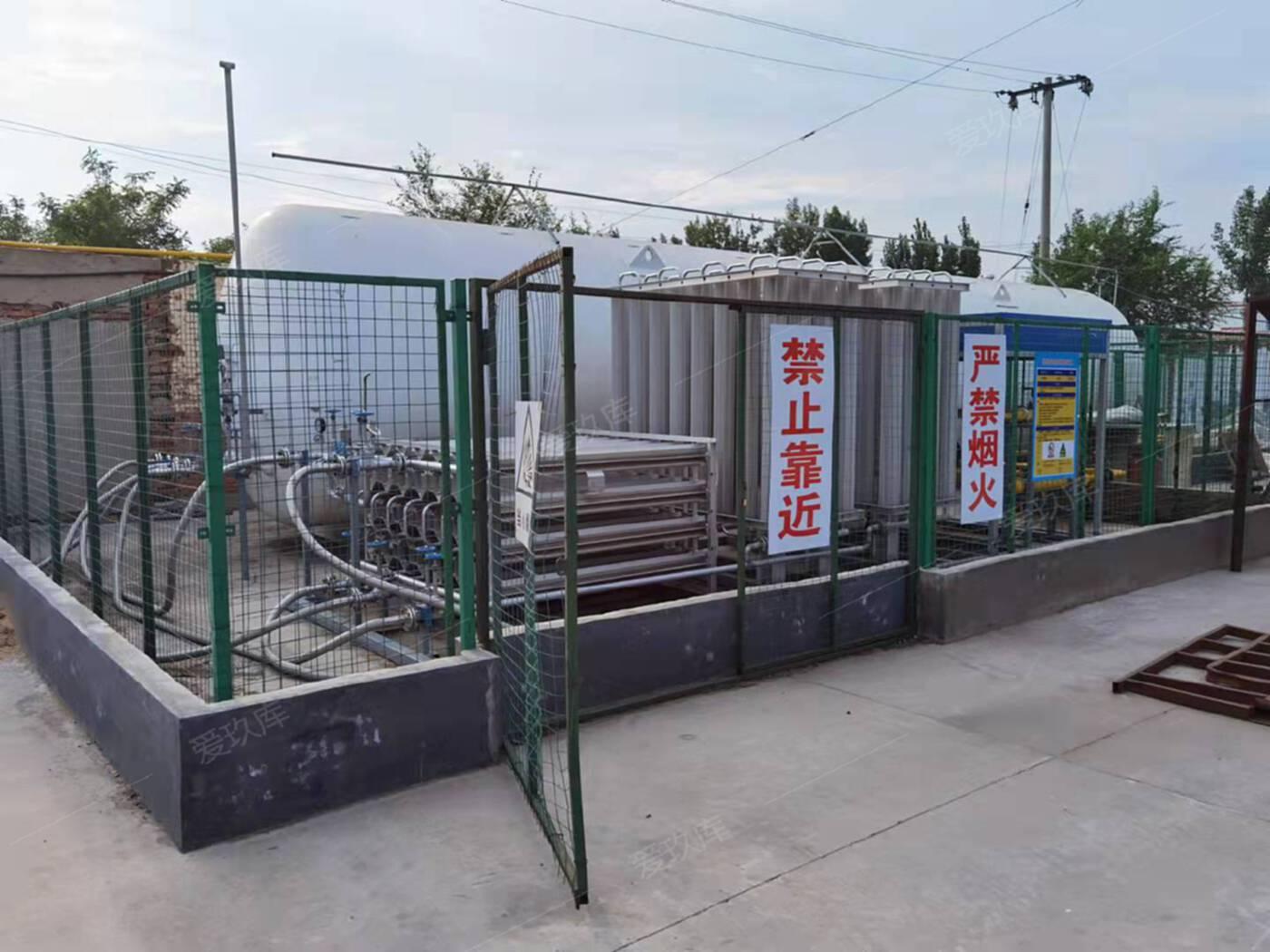 出售60立方天然氣低溫罐