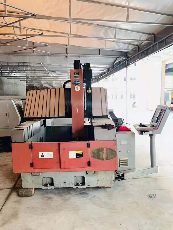 出售二手南京四開SKDX70100龍門雕銑機二手精雕機