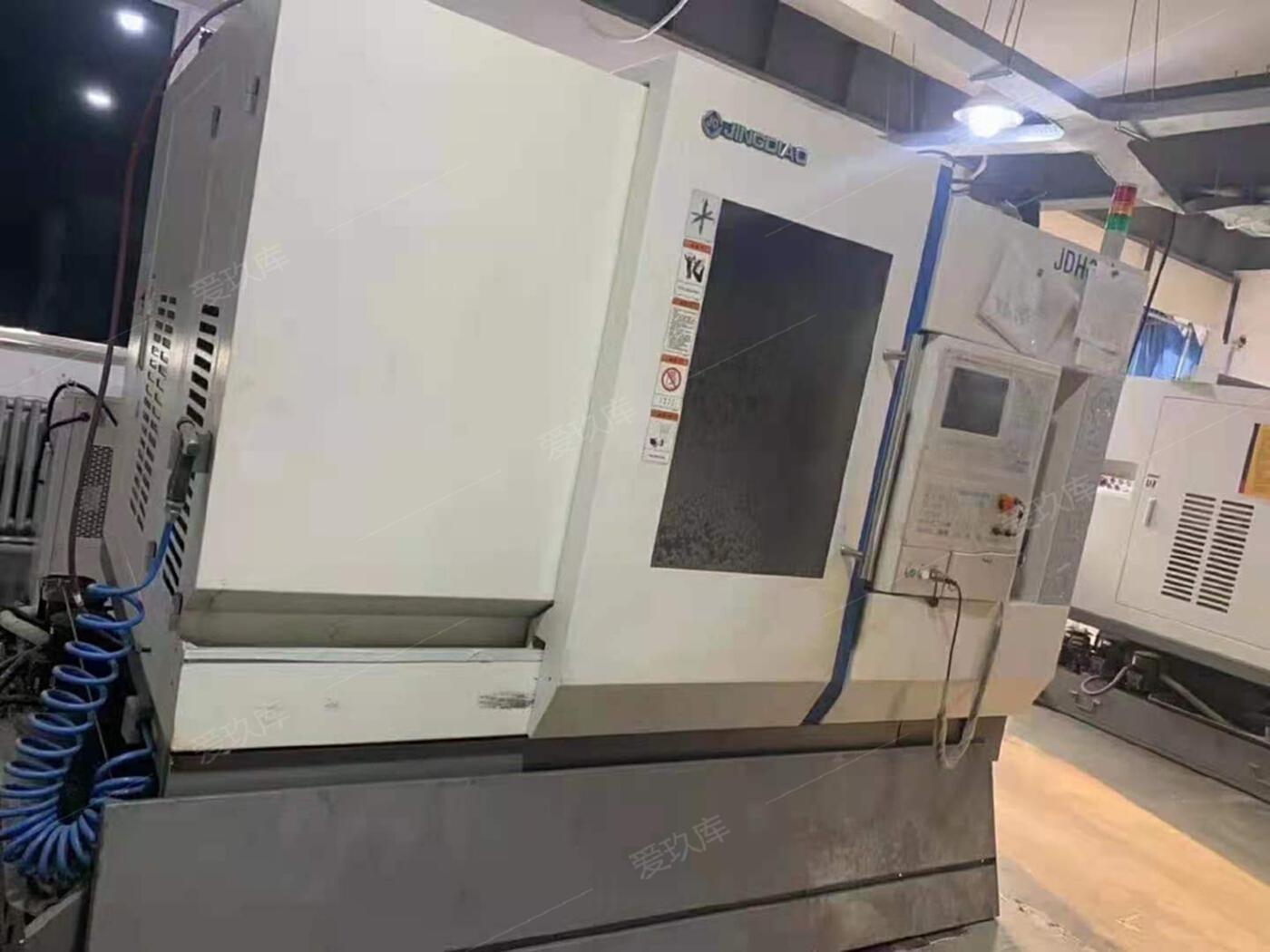 出售二手北京JDHGT600A13S精雕機二手雕銑機