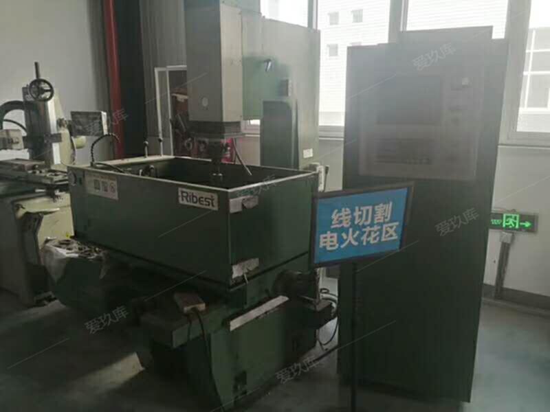 出售二手臺灣銳萊ZNC450火花機