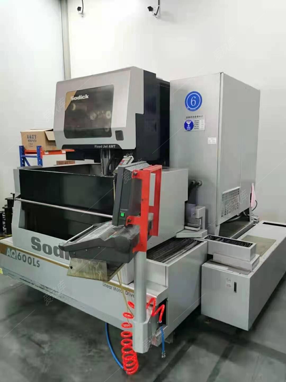 出售二手沙迪克AQ600LS火花機二手火花機