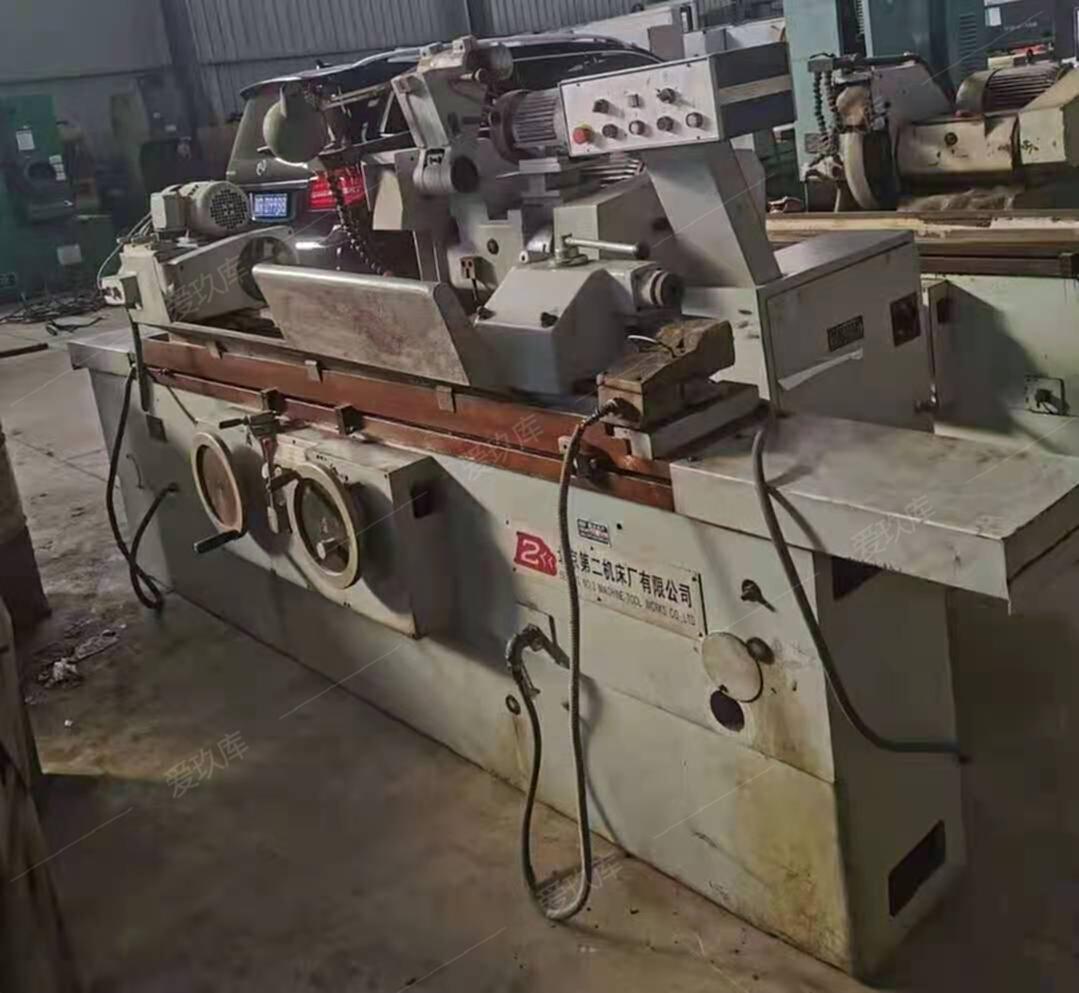 出售二手北京二機M1432Cx1米萬能外圓磨床二手外圓磨