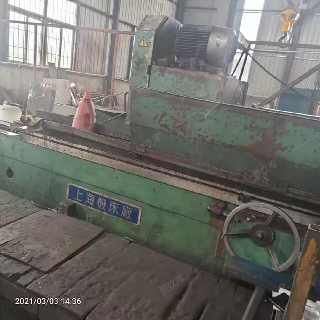 出售二手上海1350x4米外圓磨二手外圓磨二手上海磨床