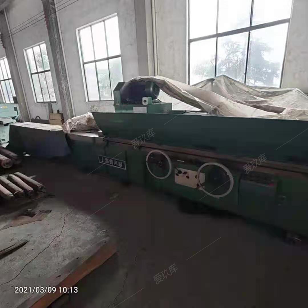 出售二手上海MQ1350Bx4米外圓磨二手上海外圓磨二手磨床