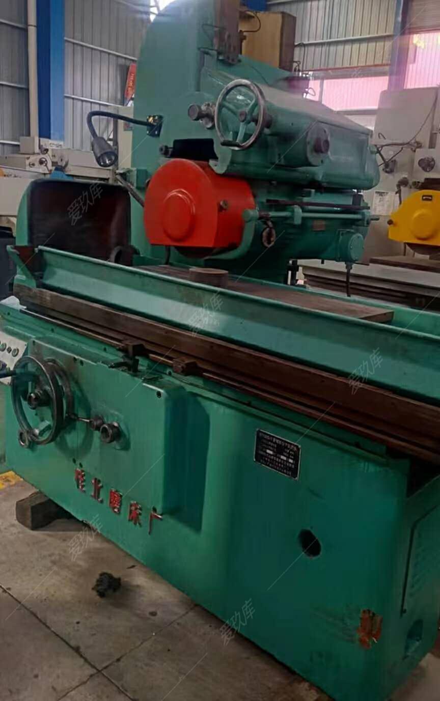 出售二手桂北M7130GFx1米卧轴矩台平面磨二手平磨