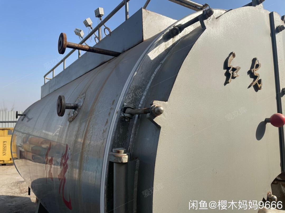 出售2噸燃氣鍋爐