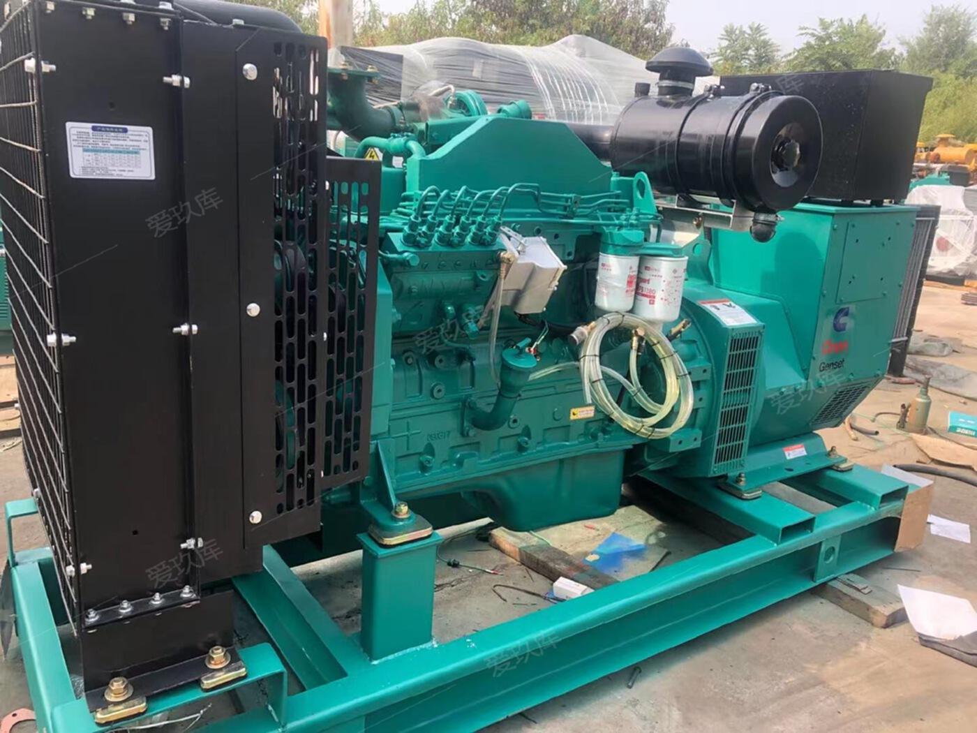 出售康明斯100千瓦發電機組