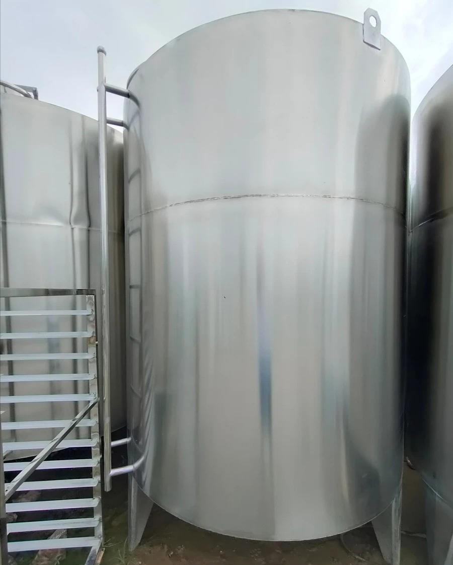 出售304不銹鋼1-100立方儲存罐