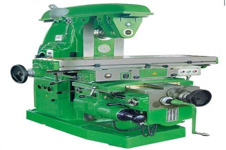 【二手設備】用萬能銑加工斜齒輪的四大方法